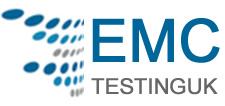 EMC Testing UK